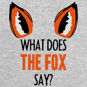 What Does The Fox Say ... T-shirts - Sweatshirt herr från Stanley & Stella