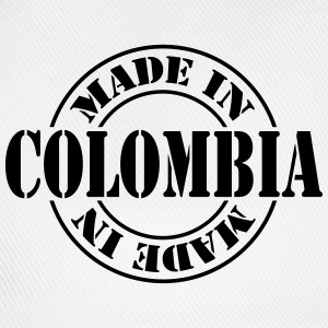 made_in_colombia_m1 T-Shirts - Baseballkappe