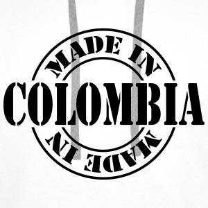 made_in_colombia_m1 Shirts - Mannen Premium hoodie