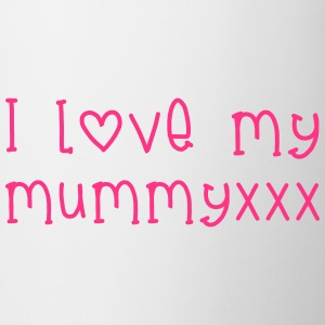 l Love Mummy Shirts - Mok