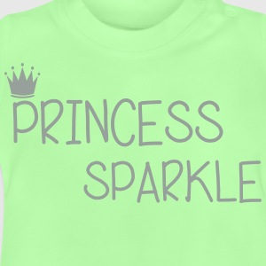 Princess Sparkle Hoodies - Baby T-Shirt