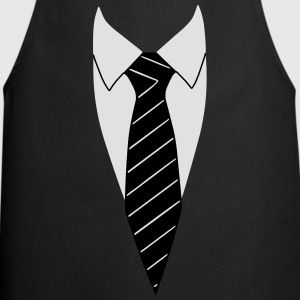 Suit / Necktie T-Shirts - Cooking Apron