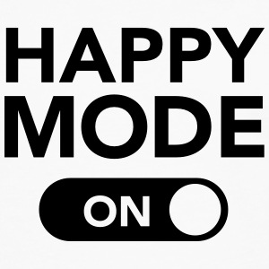 Happy Mode (on) Tee shirts - T-shirt manches longues Premium Homme