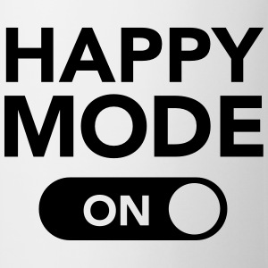 Happy Mode (on) T-shirts - Mok