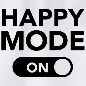 Happy Mode (on) T-Shirts - Turnbeutel