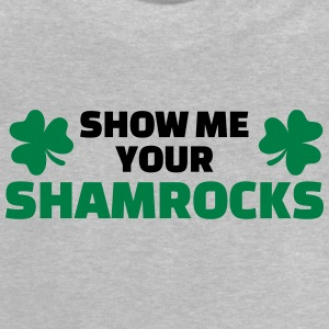Show me your shamrocks T-Shirts - Baby T-Shirt