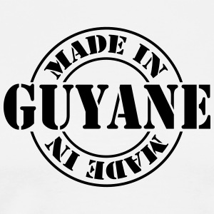 made_in_guyane_m1 Kookschorten - Mannen Premium T-shirt