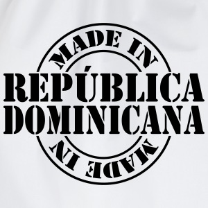 made_in_republica_dominicana_m1 T-shirts - Gymtas