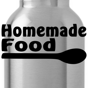 homemade food  Aprons - Water Bottle