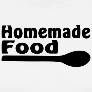 homemade food  Aprons - Men's Premium T-Shirt