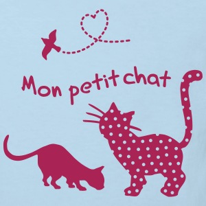 Mon petit chat - Kinder Bio-T-Shirt