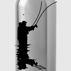 Angler - Trinkflasche