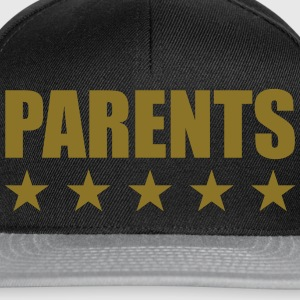 Parents Tee shirts - Casquette snapback