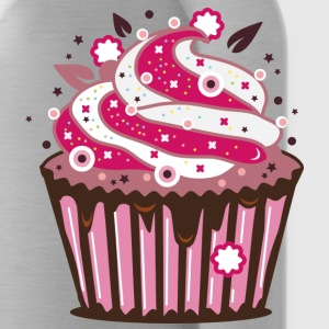 Cupcake Pullover & Hoodies - Trinkflasche