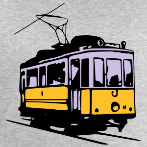 Tram historique / historic Tram  T-Shirts - Men's Sweatshirt by Stanley & Stella