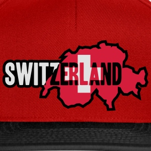 Switzerland T-Shirts - Snapback Cap
