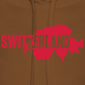 Switzerland T-Shirts - Women's Premium Hoodie