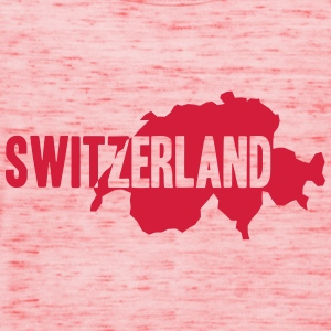 Switzerland T-Shirts - Women's Tank Top by Bella