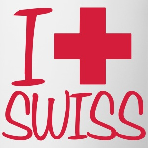 I Love Swiss Tee shirts - Tasse
