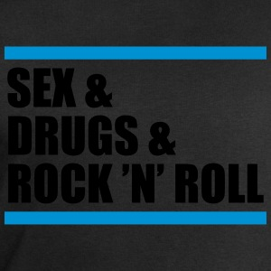 sex & drugs & rock 'n' roll - Männer Sweatshirt von Stanley & Stella