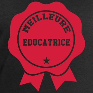 Meilleure Educatrice Tee shirts - Sweat-shirt Homme Stanley & Stella