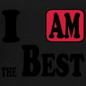I am the Best Parapluies - T-shirt Premium Homme