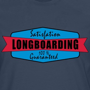Longboarding 100 % Guaranteed Tee shirts - T-shirt manches longues Premium Homme