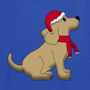 christmas dog D Accessories - Dame tanktop fra Bella