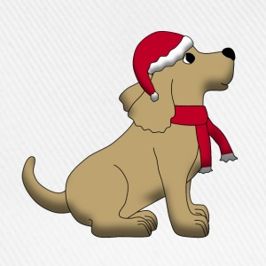 christmas dog E Hoodies - Baseball Cap