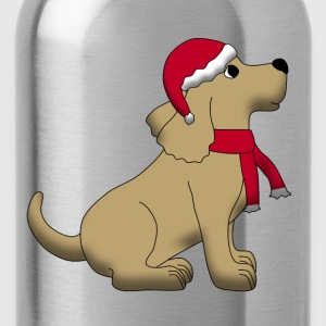 christmas dog H Sweaters - Drinkfles