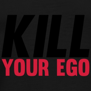 Kill Your Ego Kasketter & Huer - Herre premium T-shirt