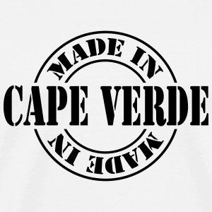 made_in_cape_verde_m1_eps Kookschorten - Mannen Premium T-shirt