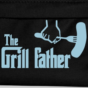 grill father  Aprons - Kids' Backpack