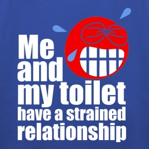 Strained Relationship T-Shirts - Kids' Premium Hoodie