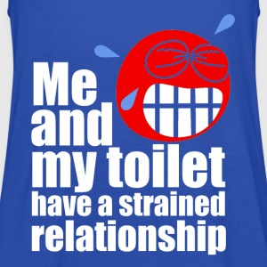 Strained Relationship T-Shirts - Women's Tank Top by Bella