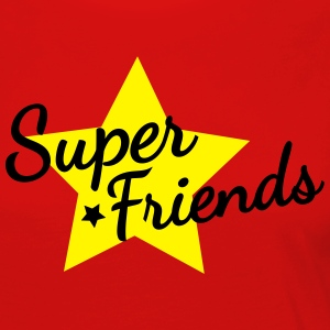 super friends T-Shirts - Women's Premium Longsleeve Shirt