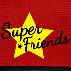 super friends Shirts - Snapback Cap