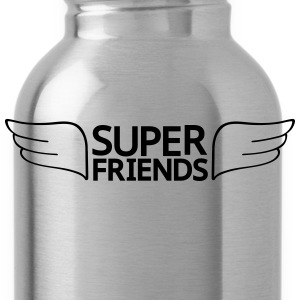 super friends super vrienden T-shirts - Drinkfles