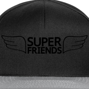 super friends super amici Borse & zaini - Snapback Cap