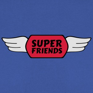 super friends super vrienden Tassen & rugzakken - Mannen sweater
