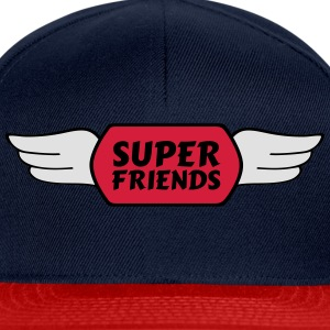 super friends super amici Felpe - Snapback Cap