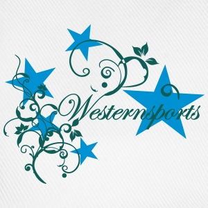 Westensports with Tribal and stars Long Sleeve Shirts - Baseball Cap
