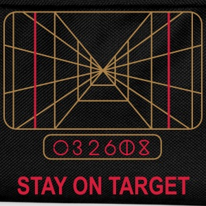 Stay on Target T-Shirts - Kids' Backpack