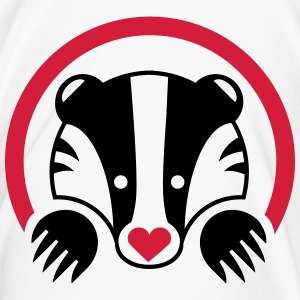 Badger Love - Men's Premium T-Shirt
