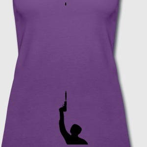 The Shoot - der Schuss T-Shirts - Frauen Premium Tank Top