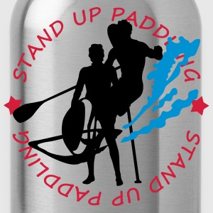stand up paddling T-Shirts - Water Bottle