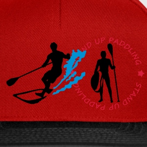 stand up paddling Tee shirts - Casquette snapback