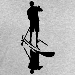 stand up paddling T-Shirts - Men's Sweatshirt by Stanley & Stella