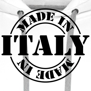 made_in_italy_m1 T-Shirts - Männer Premium Hoodie