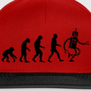 evolution robot T-shirts - Snapbackkeps